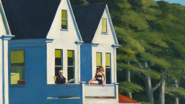 Edward Hopper in mostra