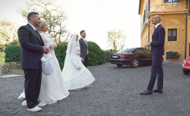 wedding race, enzo miccio