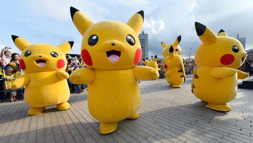 Foto del giorno, pokemon