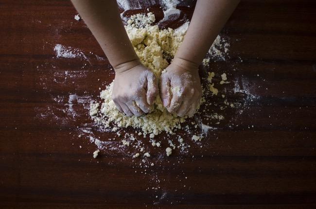 Biscotti ripieni alla marmellata di fichi