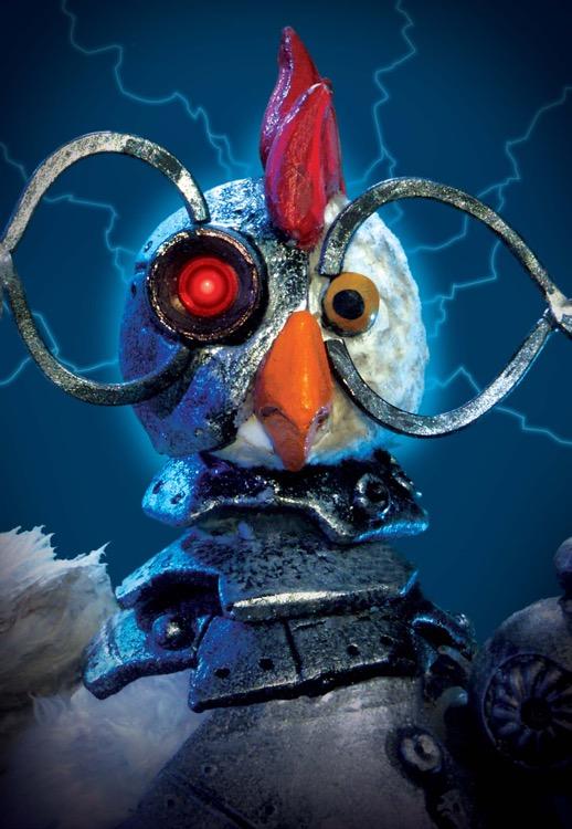 Robot chicken, timvision