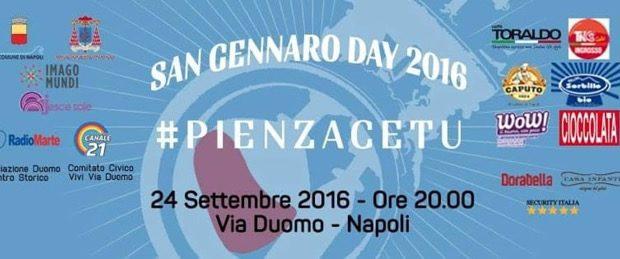 San Gennaro Day