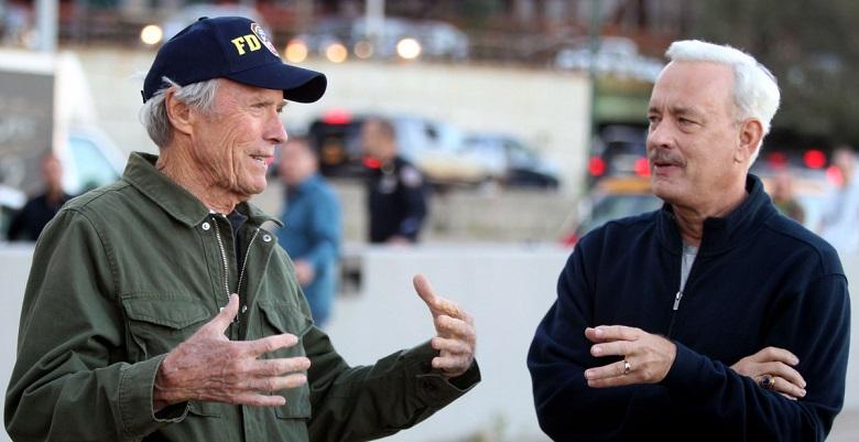Clint Eastwood, tom hanks