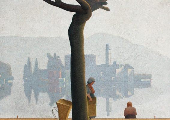 Antonio Calderara mostra