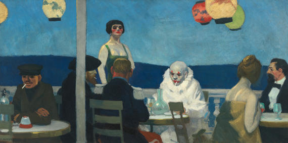 Edward Hopper mostra