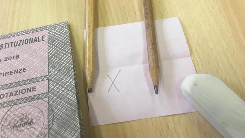 Referendum matite