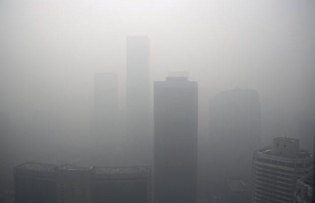 pechino smog