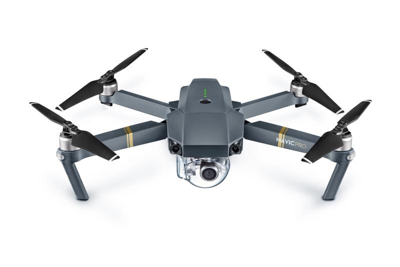 droni djI, attiva