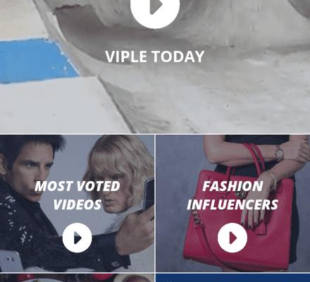 Viple tv app