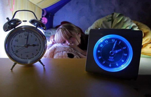 Ora legale e sonno