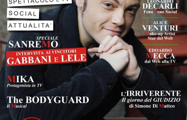 M Social Magazine rivista