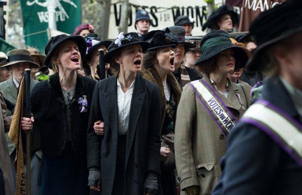 Suffragette, 8 marzo