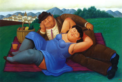 botero in mostra