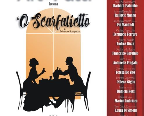 """'O scarfalietto"""