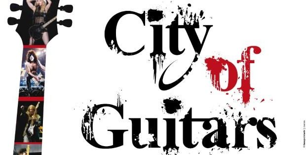 City of guitars mostra