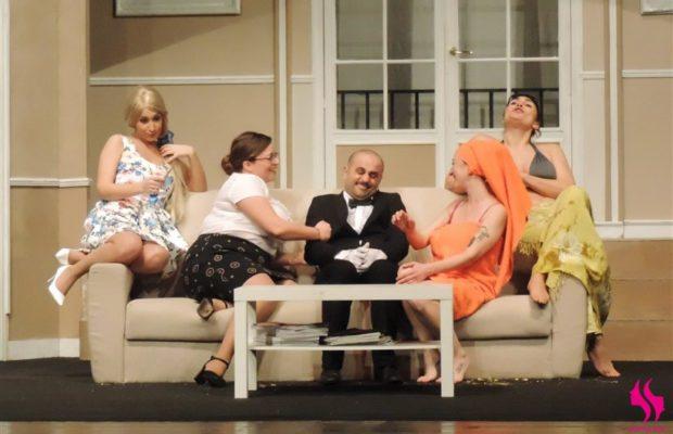 In scena al teatro Manfredi uno spettacolo di Marco Cavallaro