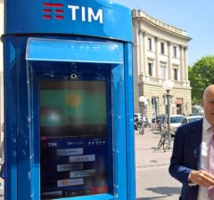 TIm city link anche a Milano