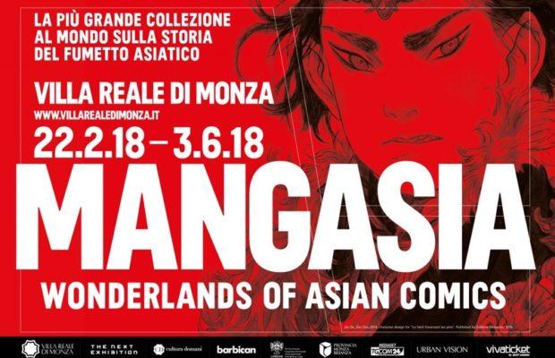 Mangasia mostra fumetto a Monza