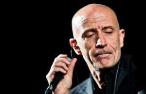 Peppe Servillo con Solis String Quartet