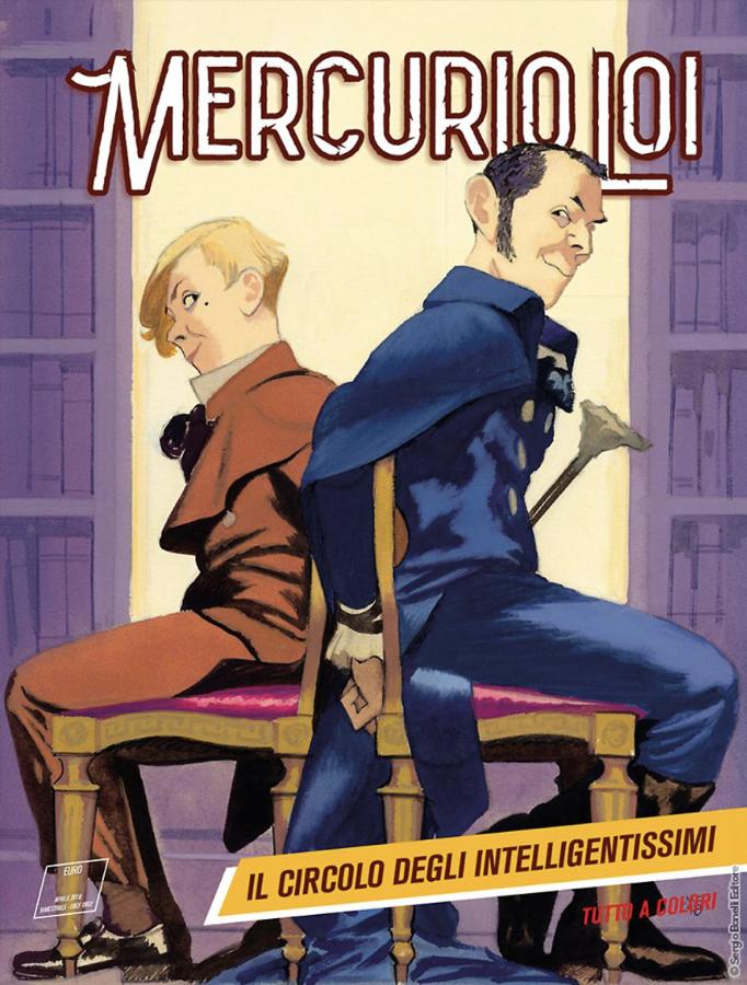 Mercurio Loi Intelligentissimi