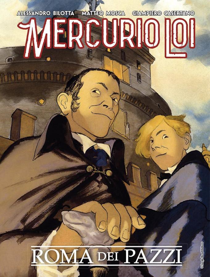 Mercurio Loi Roma dei Pazzi