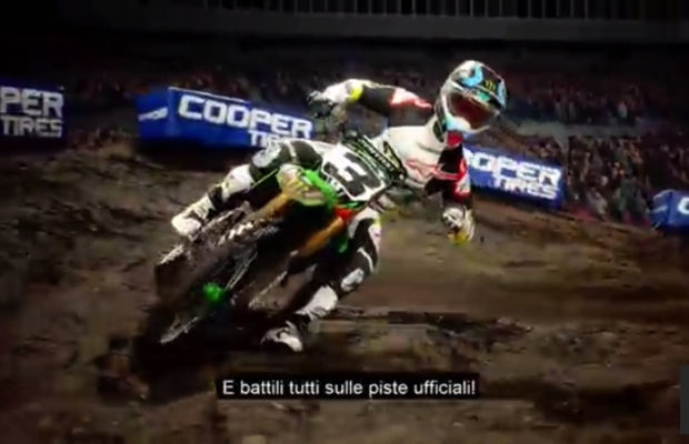Monster energy motocross copy