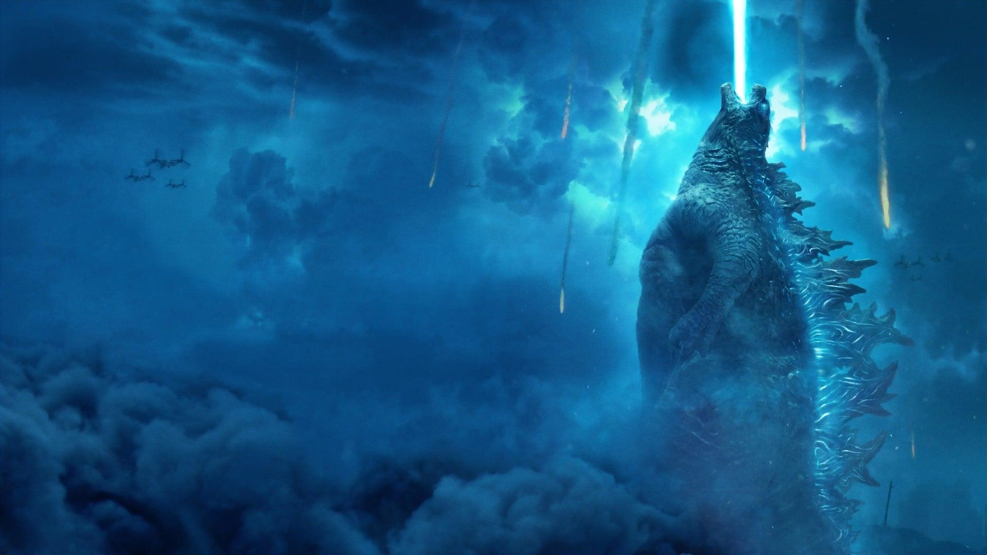Godzilla King of monsters su Infinity