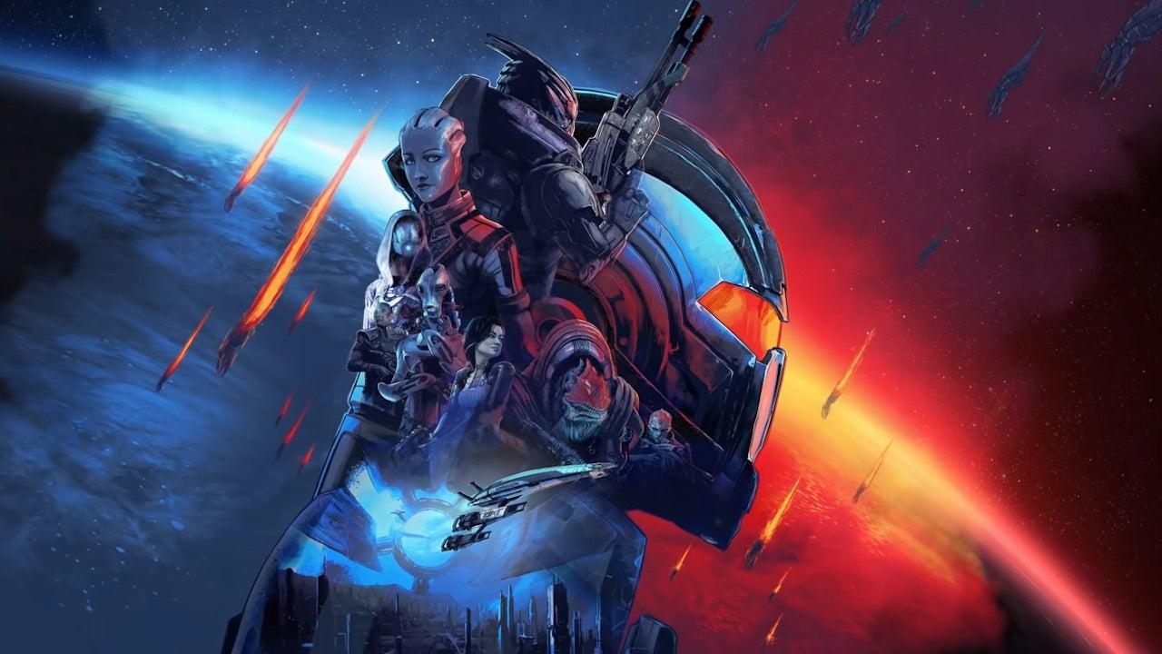 Mass Effect Legendary Edition trailer 4k